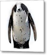 Panguin Metal Print