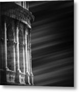 Panorama Of Roma Metal Print