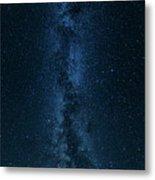 Panorama Of The Milky Way Metal Print