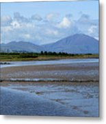 Panoramic View Blennerville Metal Print