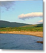Panoramic View Of Country Cork, Ireland Metal Print