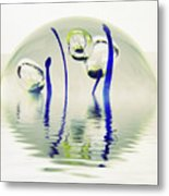 Paperweight No. 12-1 Metal Print