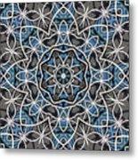 Papilloz - Kaleidoscope Metal Print