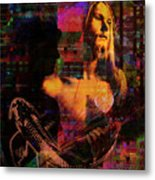 Parable - Bread And Fish Metal Print