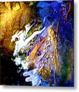 Parable Of The Tides Metal Print