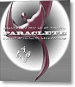 Paraclete Metal Print