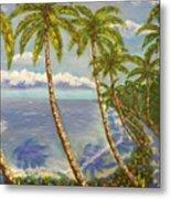 Paradise Island Metal Print