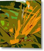 Paradise Work Number 9 Metal Print