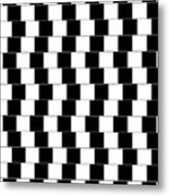 Parallel Lines Metal Print by Michael Tompsett