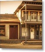 Paramount Ranch Agoura Hotel - Panorama Metal Print