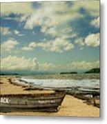 Paraty Beach, So. America Metal Print