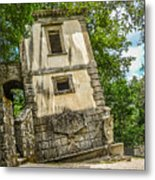 Parco Dei Mostri, Park Of The Monster, In Bomarzo Metal Print