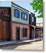 Parimount Ranch Bank Metal Print