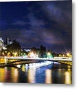 Paris At Night 23 Metal Print