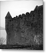 Parkes Castle County Leitrim Ireland Metal Print