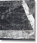 Parking Lot 2 Metal Print
