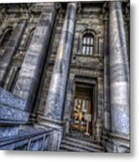 Parliament House Metal Print