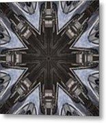 Particle Accelerator Metal Print