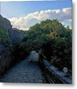 Passage To Beauty Metal Print