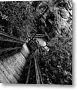 Passage Way Metal Print
