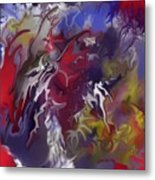 Passion For Creating Metal Print