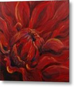 Passion II Metal Print