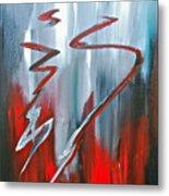Passion Two Metal Print