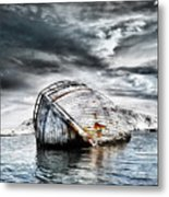 Past Glory Metal Print
