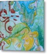 Pastel 18 Metal Print