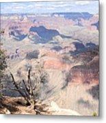 Pastel Canyon Metal Print