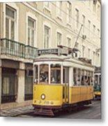Tram 28 Metal Print