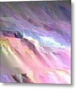 Pastel Imagination Metal Print