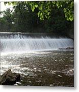 Patapsco Valley State Park - Bloedes Dam Metal Print