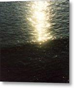Path Of Sunlight Metal Print