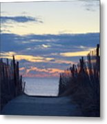 Path To Tranquility Metal Print
