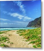 Pathway To Heaven Metal Print