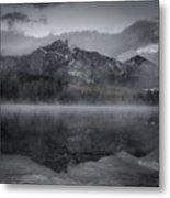 Patricia Lake Morning Metal Print