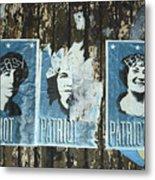 Patriot Metal Print