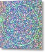 Pattern 125 Metal Print