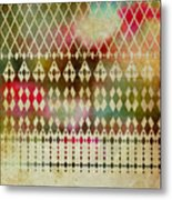 Pattern 181 Metal Print
