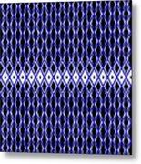 Pattern 185 Metal Print