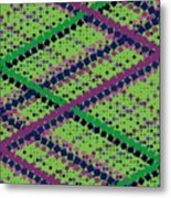 Pattern 54 Metal Print