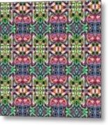 Pattern 8326 Metal Print