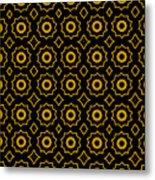 Pattern 84 Version 2 Metal Print