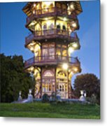 Patterson Park Pagoda. Baltimore Maryland  Metal Print