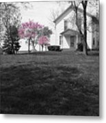 Patton Place Metal Print
