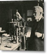Paul Ehrlich, German Immunologist Metal Print by Photo Researchers