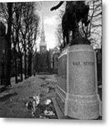 Paul Revere Metal Print