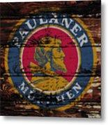 Paulaner Beer Sign 1a Metal Print