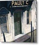 Pauly C. Fornache Metal Print